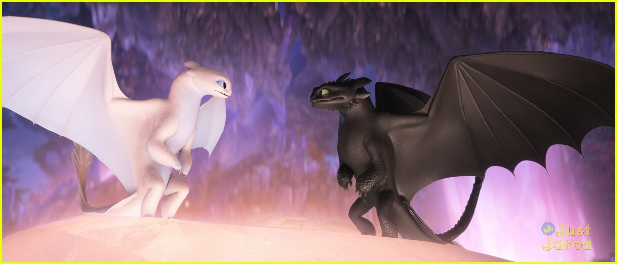 How To Train Your Dragon The Hidden World To Introduce