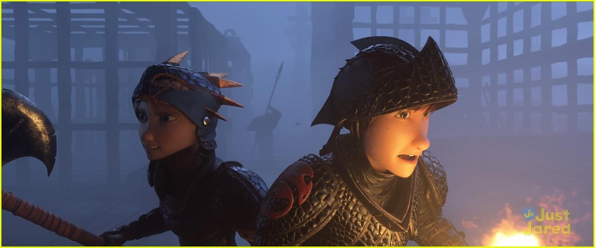 httyd dragons new in third movie 09