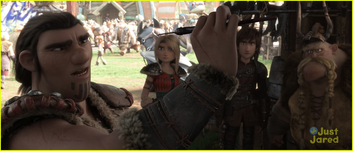 httyd dragons new in third movie 18