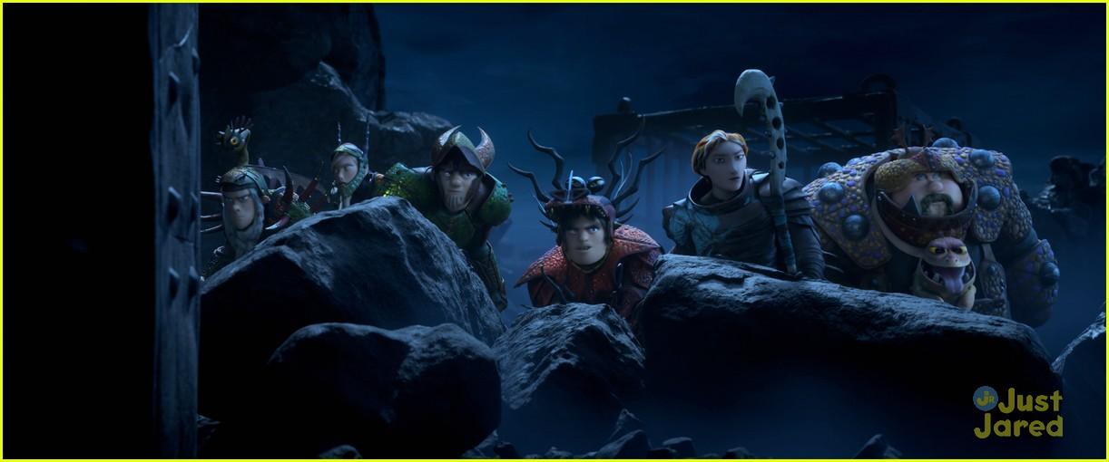 httyd dragons new in third movie 28