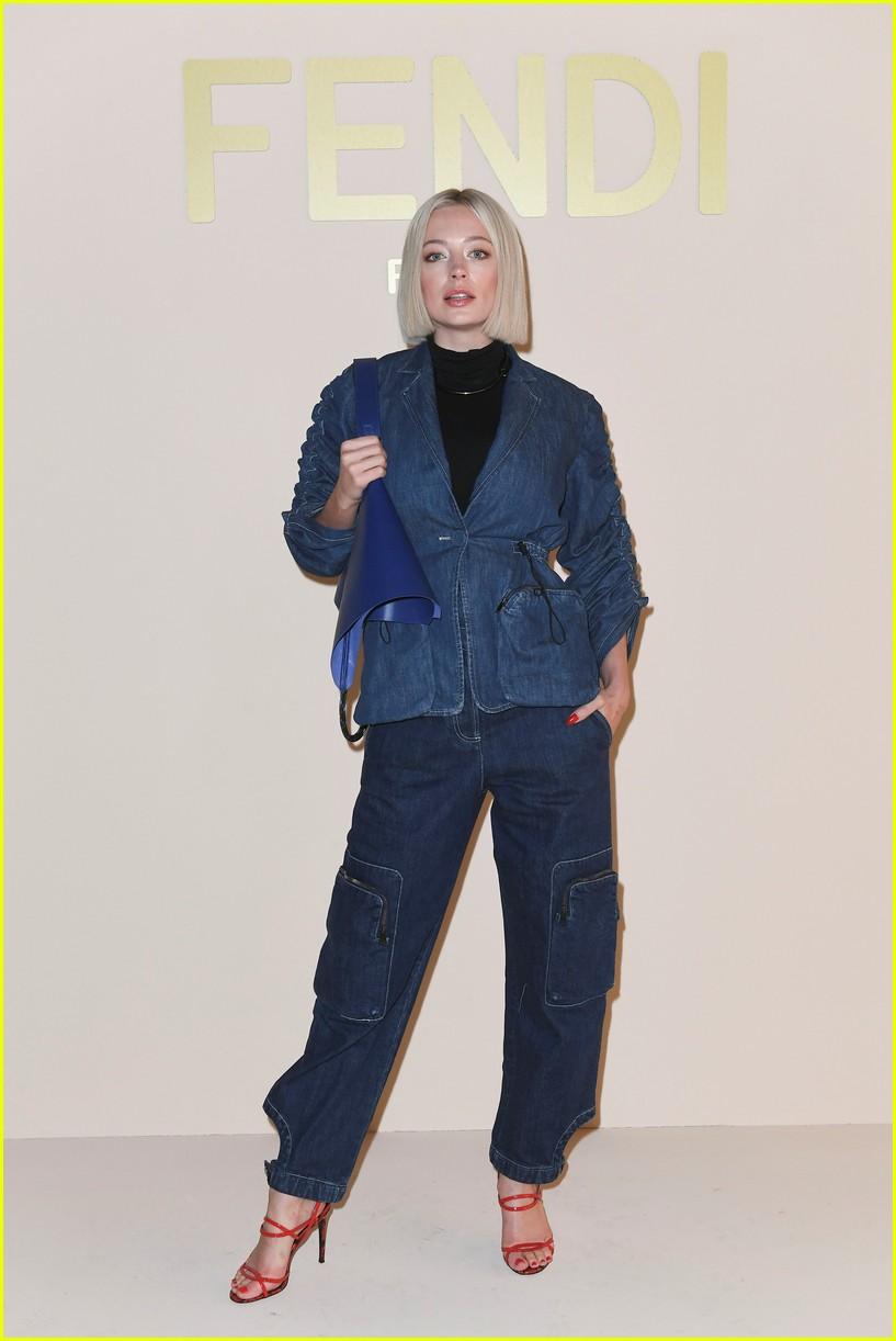 fendi fashion show milan february 2019 02 3
