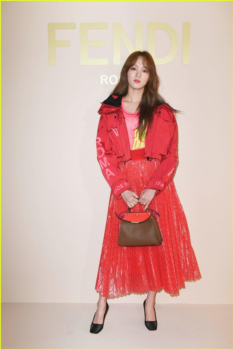 fendi fashion show milan february 2019 24