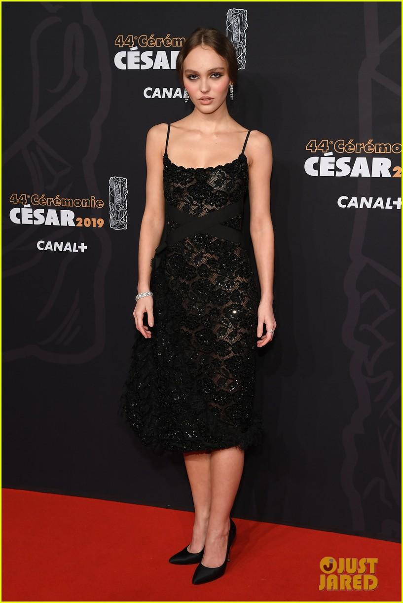 lily rose depp cesar film awards 01