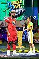 liza koshy double dare football slime event 09