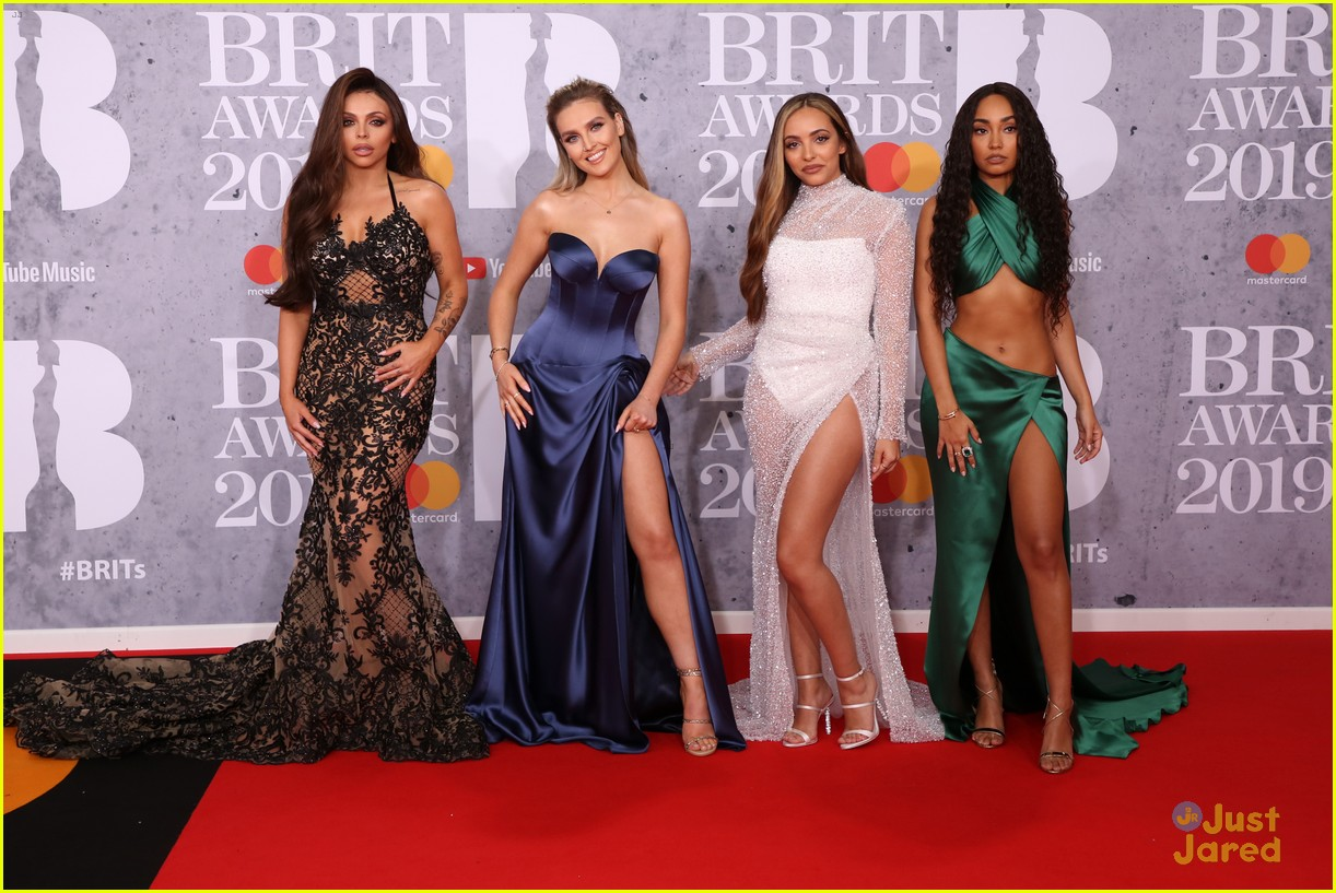 little mix brits 2019 red carpet 03