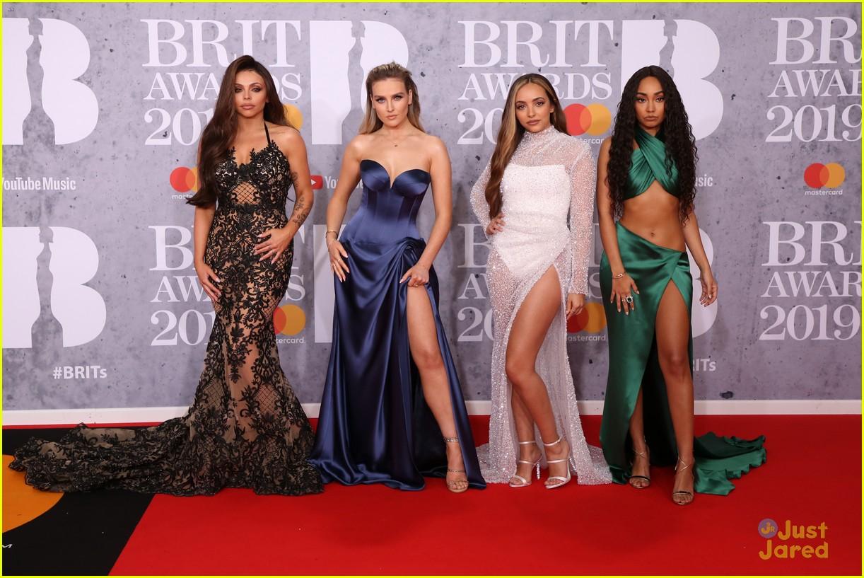 little mix brits 2019 red carpet 08