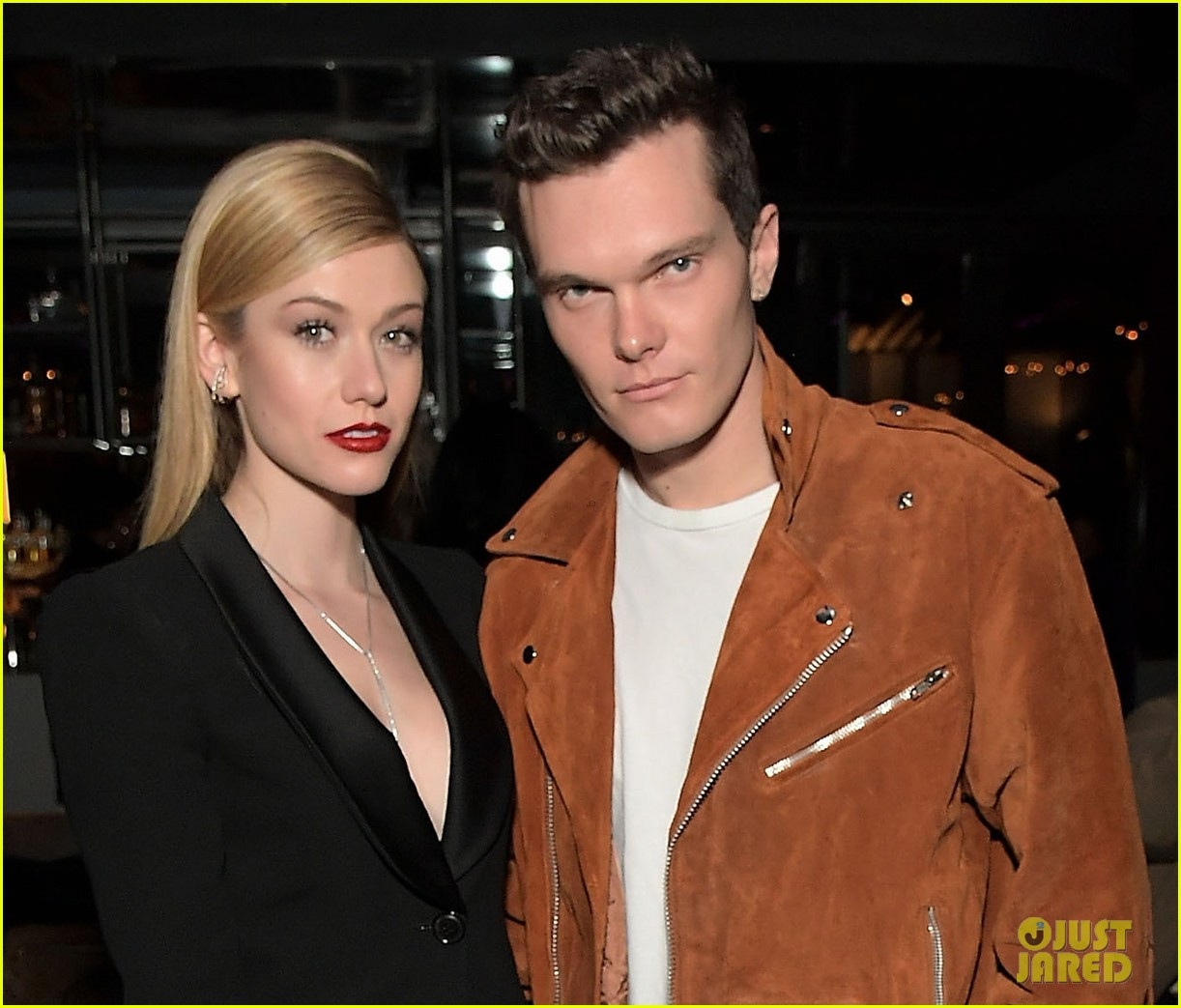 katherine mcnamara and luke baines bring shadowhunters to instyles badass women event 04