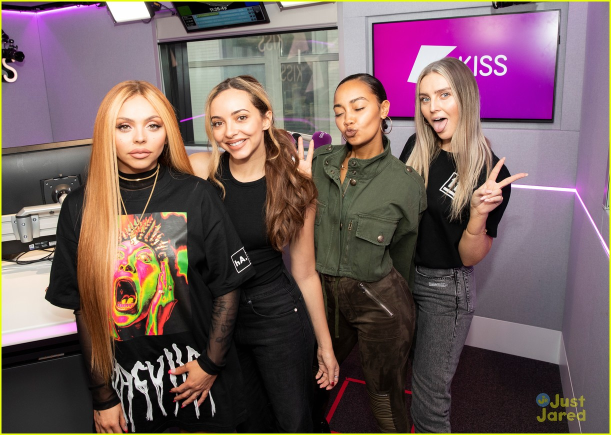 little mix promote think video ally brooke rumors 04