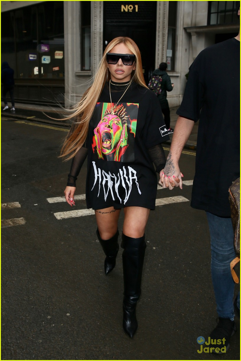 little mix promote think video ally brooke rumors 08