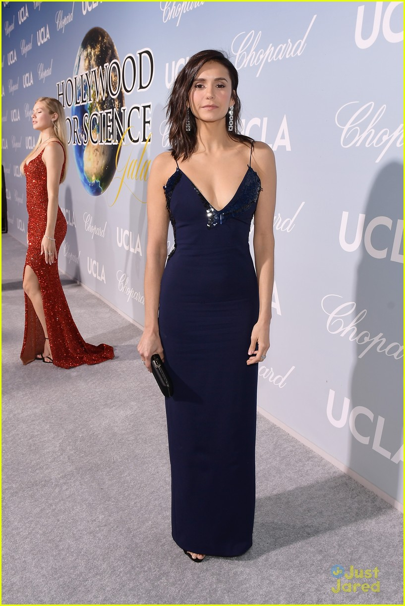 nina dobrev hollywood science gala pics 06