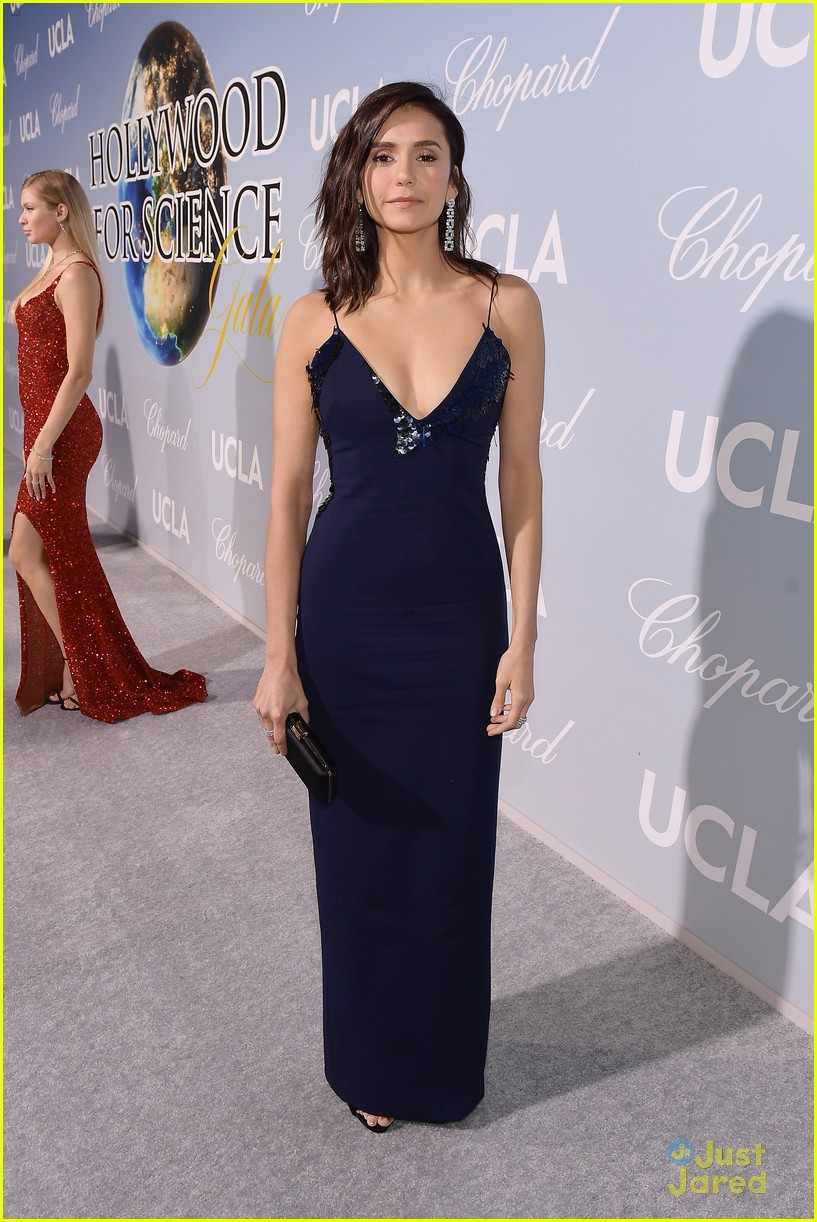 nina dobrev hollywood science gala pics 08