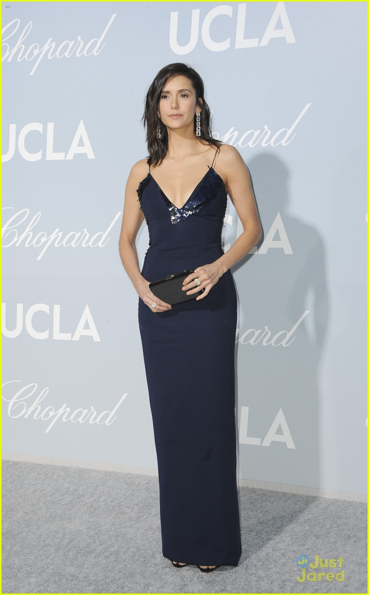 nina dobrev hollywood science gala pics 10