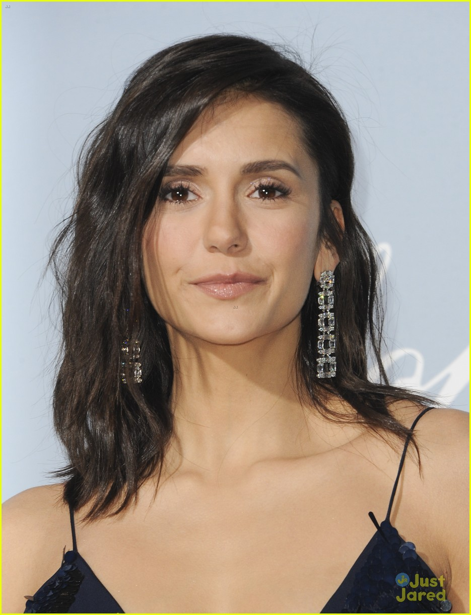 nina dobrev hollywood science gala pics 11