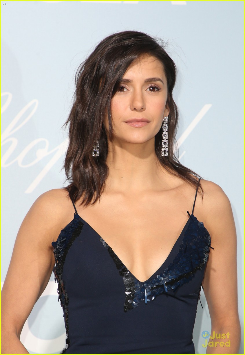 nina dobrev hollywood science gala pics 16
