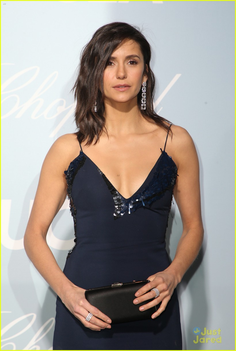 nina dobrev hollywood science gala pics 17
