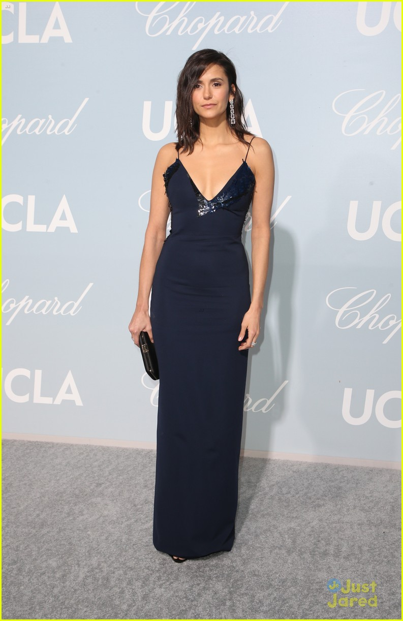 nina dobrev hollywood science gala pics 18