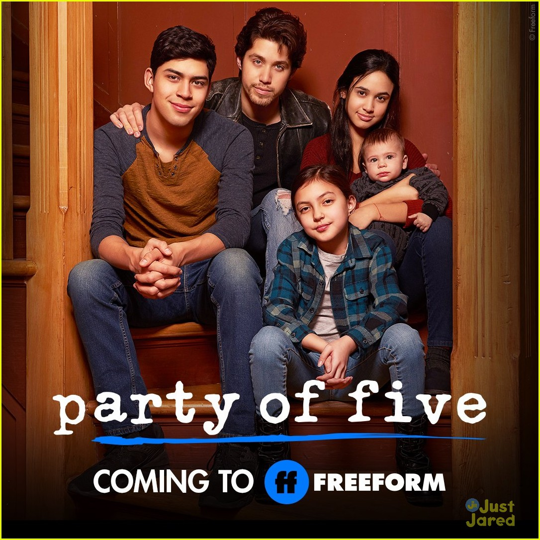 freeform party five first pic 01