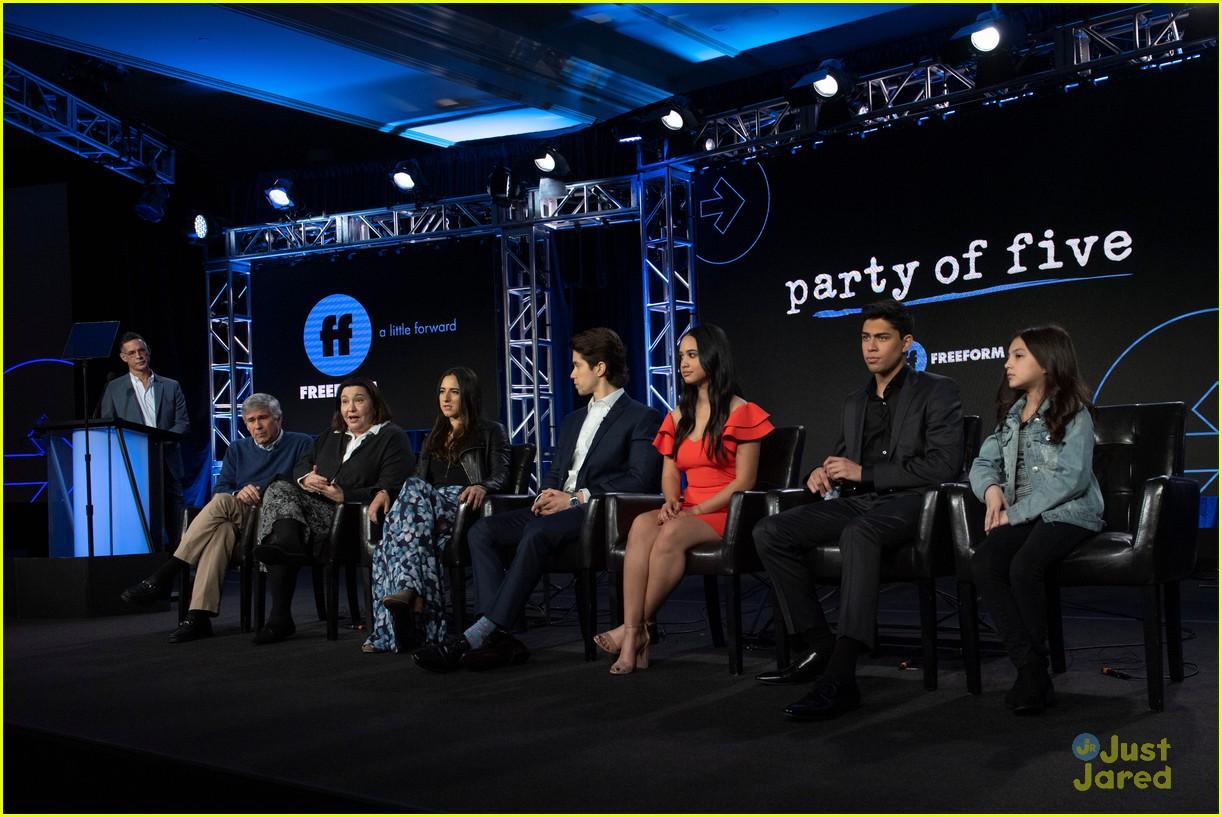 party five cast abc tca 07
