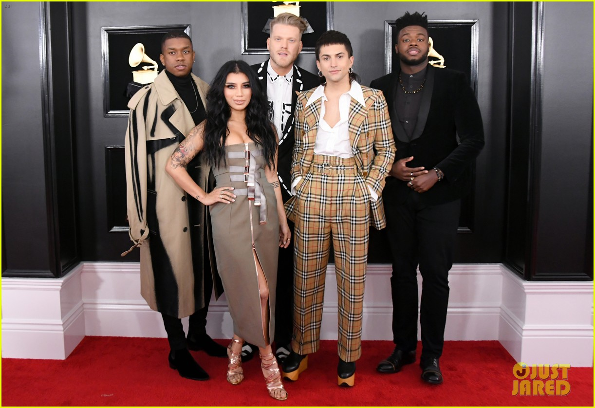 pentatonix group 2019 grammys awards 02