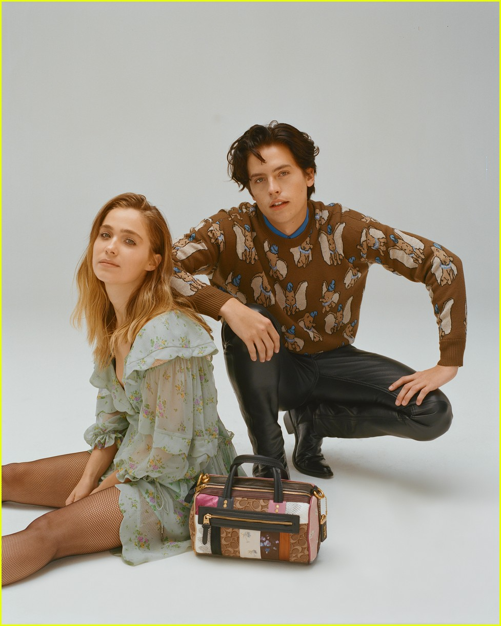 cole sprouse talks riverdale and five feet apart with haley lu richardson 02