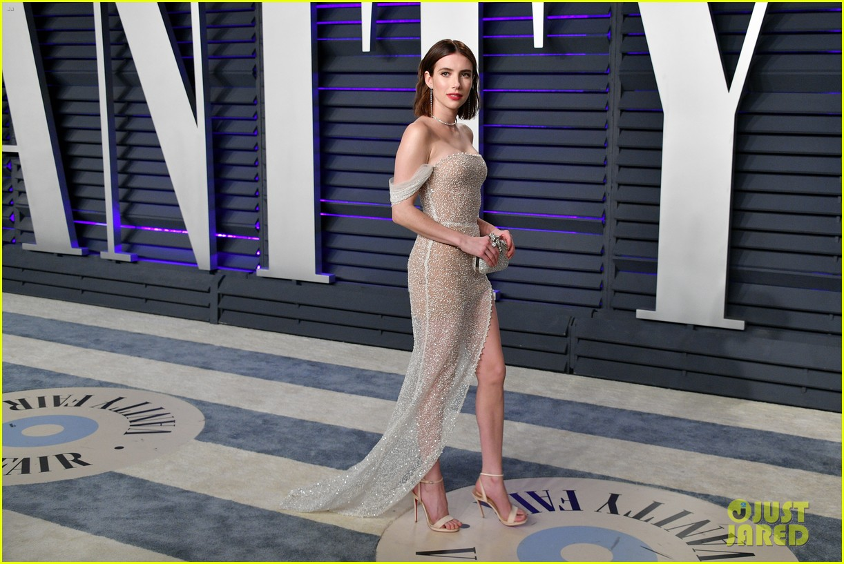 Shailene Woodley Emma Roberts Chloe Moretz Join Forces At Vanity Fair S Oscars 2019 Party Photo 1218745 Photo Gallery Just Jared Jr
