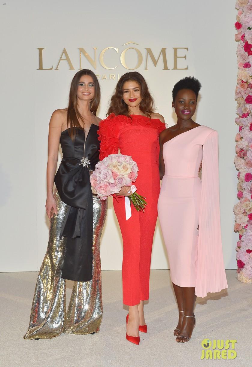 zendaya new lancome ambassadress lupita nyongo 03