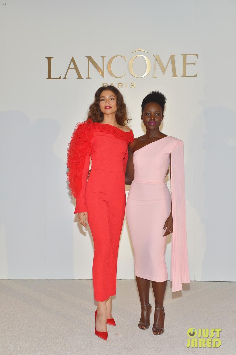 zendaya new lancome ambassadress lupita nyongo 12