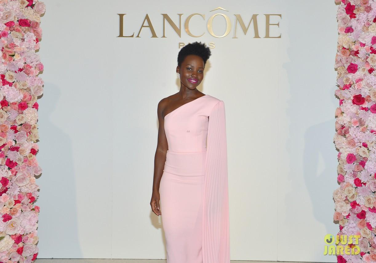 zendaya new lancome ambassadress lupita nyongo 16