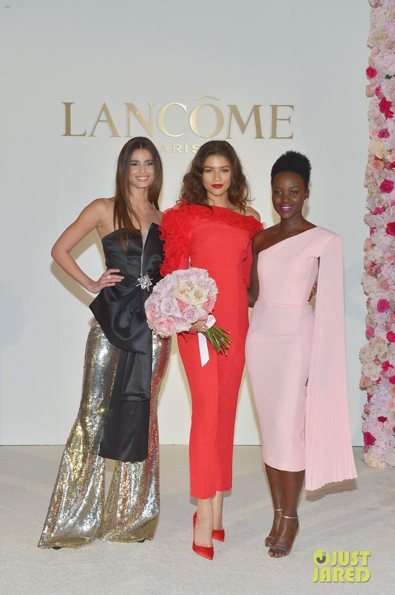 zendaya new lancome ambassadress lupita nyongo 22