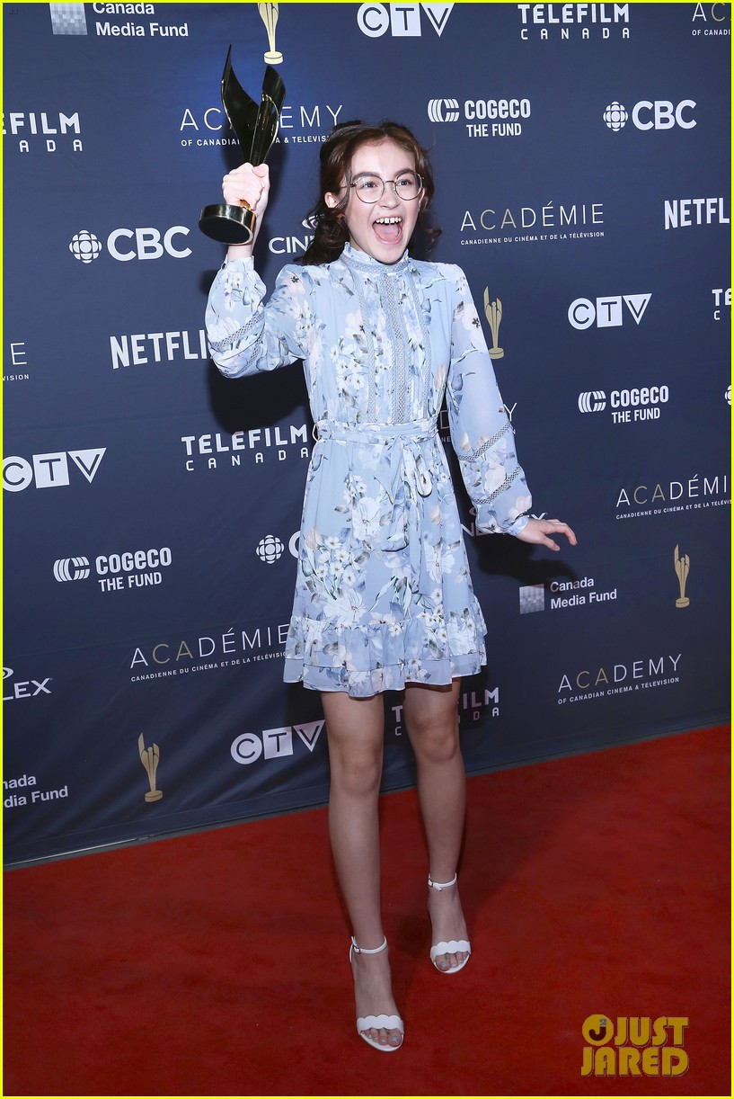 anna cathcart wins best performance for odd squad at canadian screen awards 01