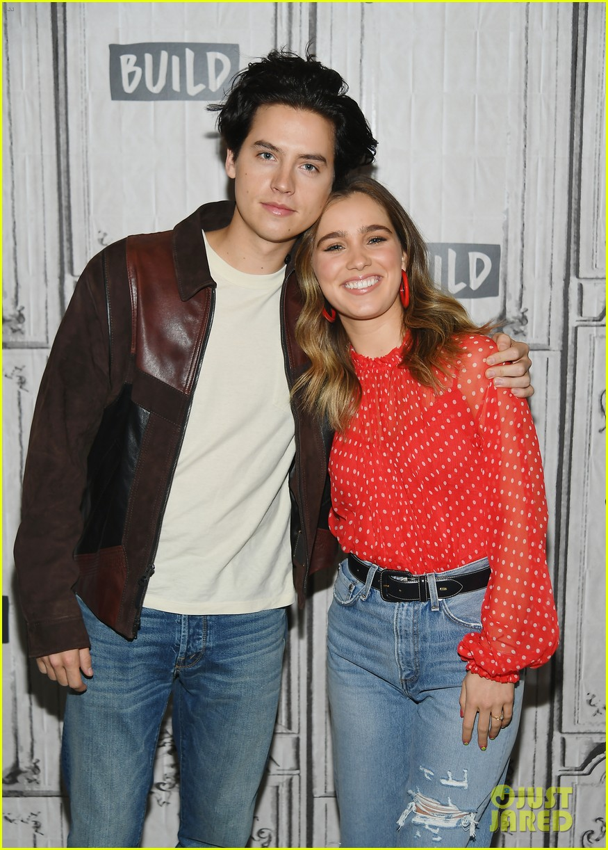 cole sprouse haley lu richardson build 08