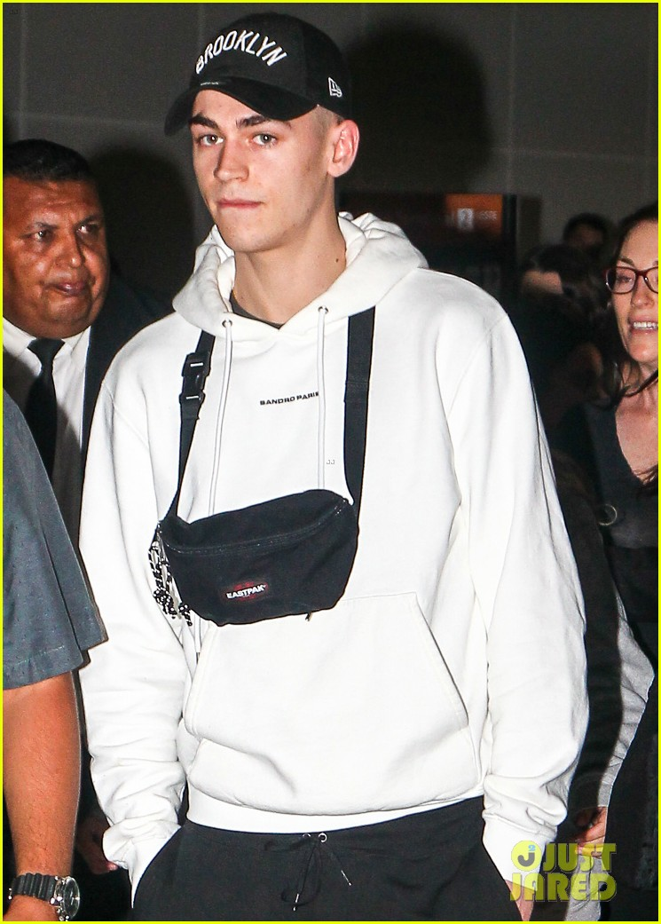 hero fiennes tiffin arrives in brazil for after premiere 04
