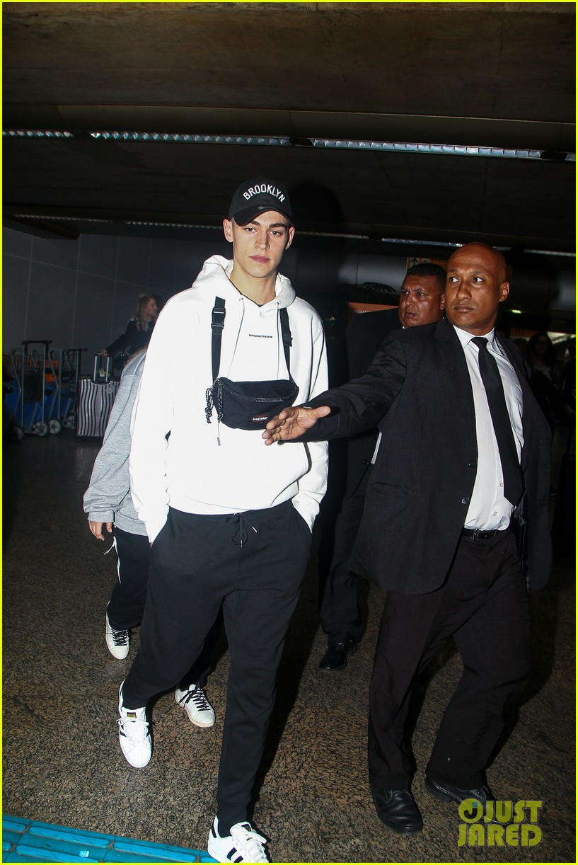 hero fiennes tiffin arrives in brazil for after premiere 09