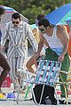 the jonas brothers throw huge beach party for music video in miami 21