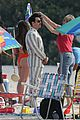 the jonas brothers throw huge beach party for music video in miami 36