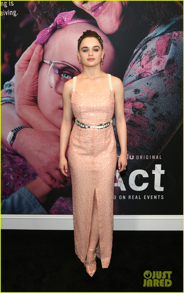 joey king patricia arquette the act nyc premiere 01