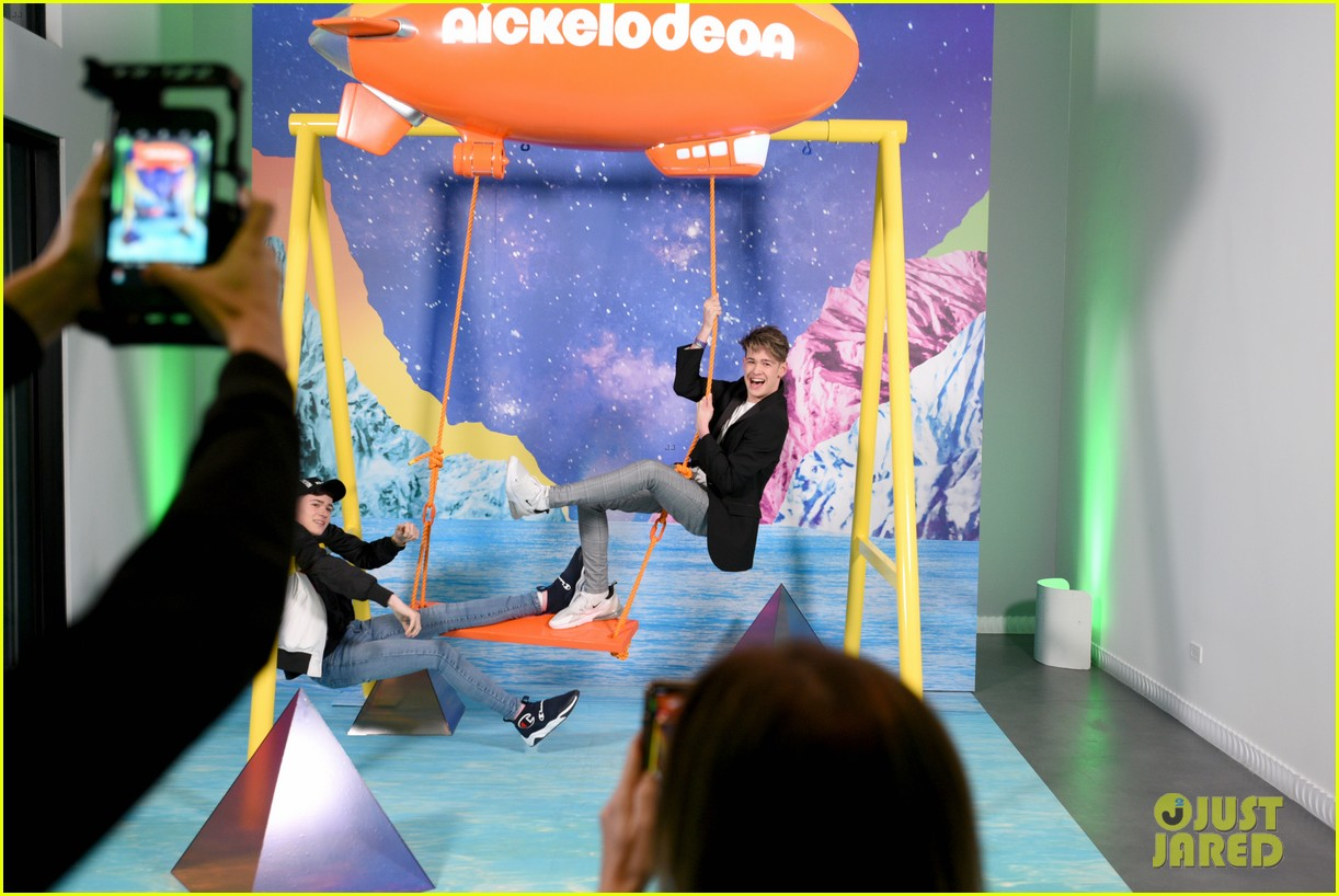 max harvey jordyn jones kendall schmidt nickelodeon instagram slime soiree 05
