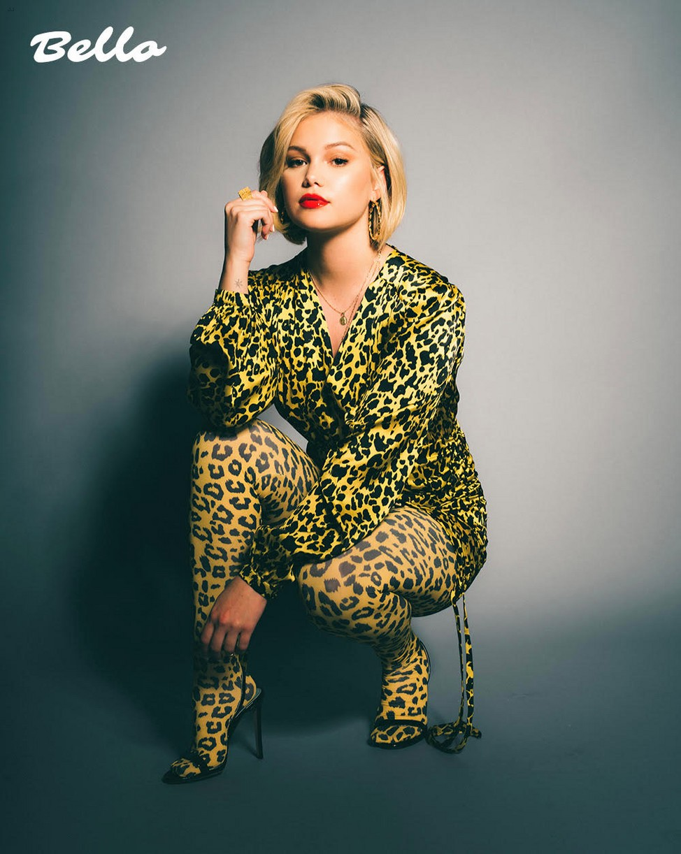 olivia holt bello magazine feature 04