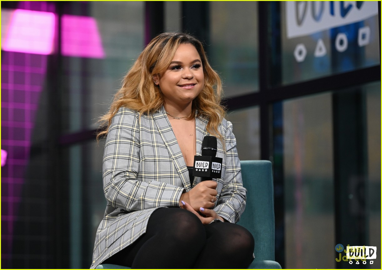 Rachel Crow Dishes On Where The Inspiration For Her Up