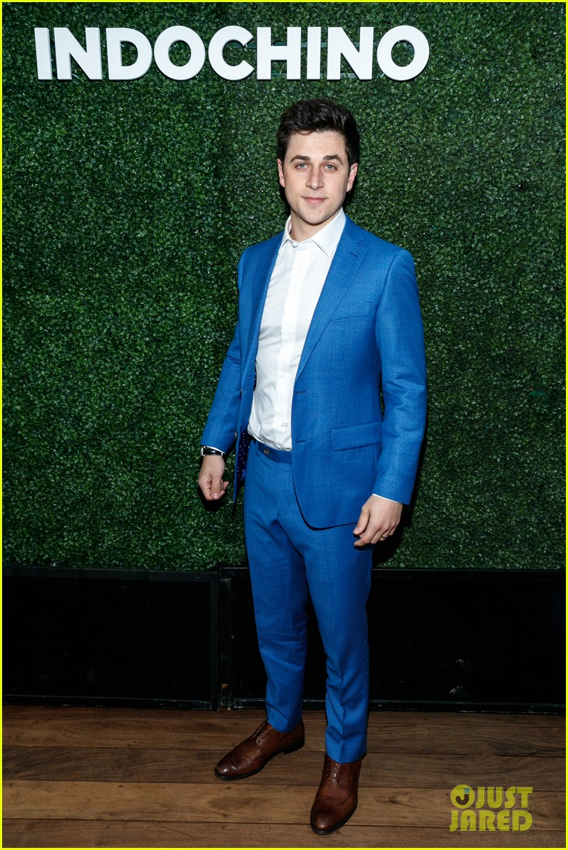 david henrie jake t austin reunite at indochino spring summer launch 05