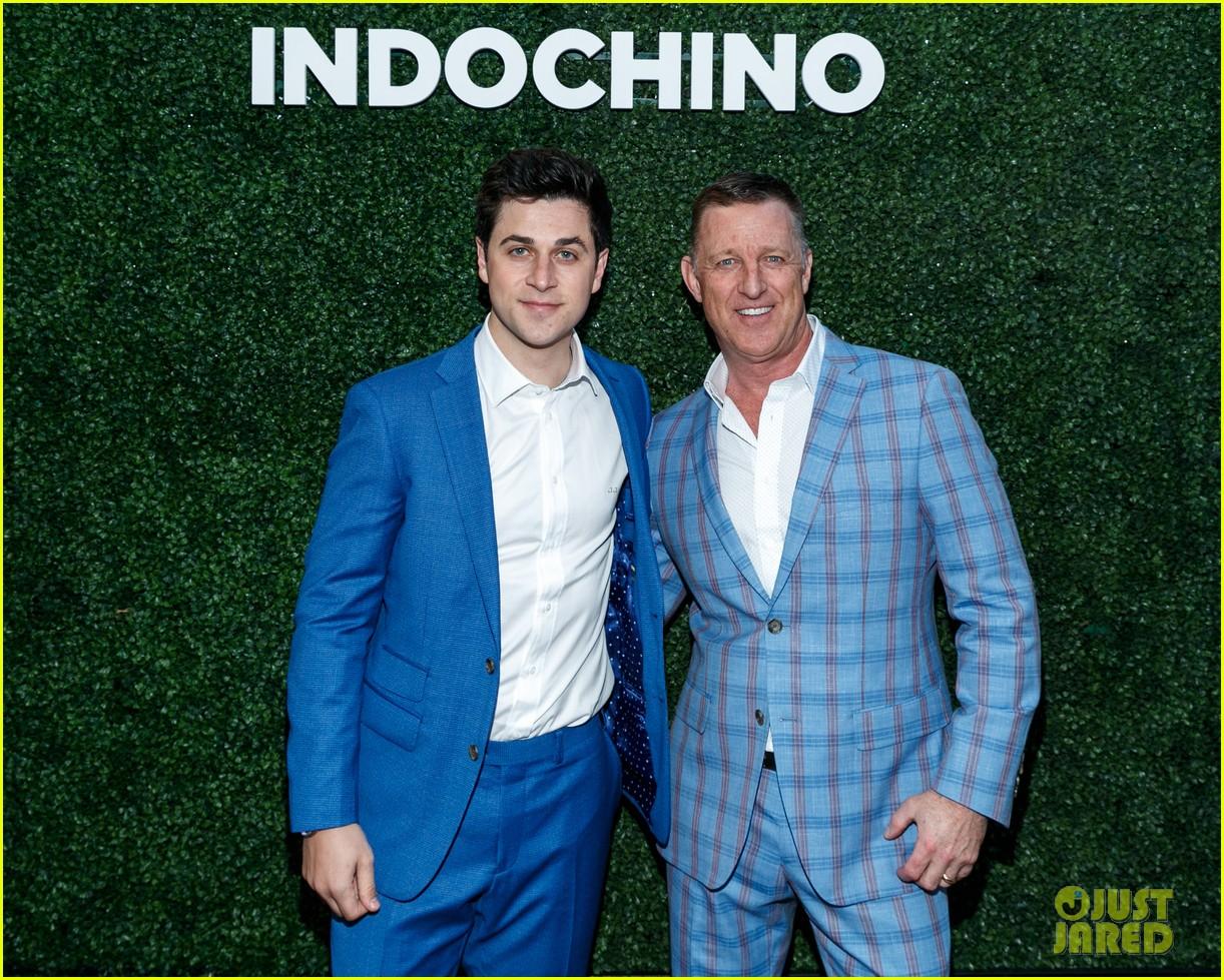 david henrie jake t austin reunite at indochino spring summer launch 13