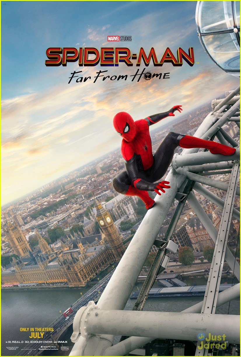 spiderman far home posters 02