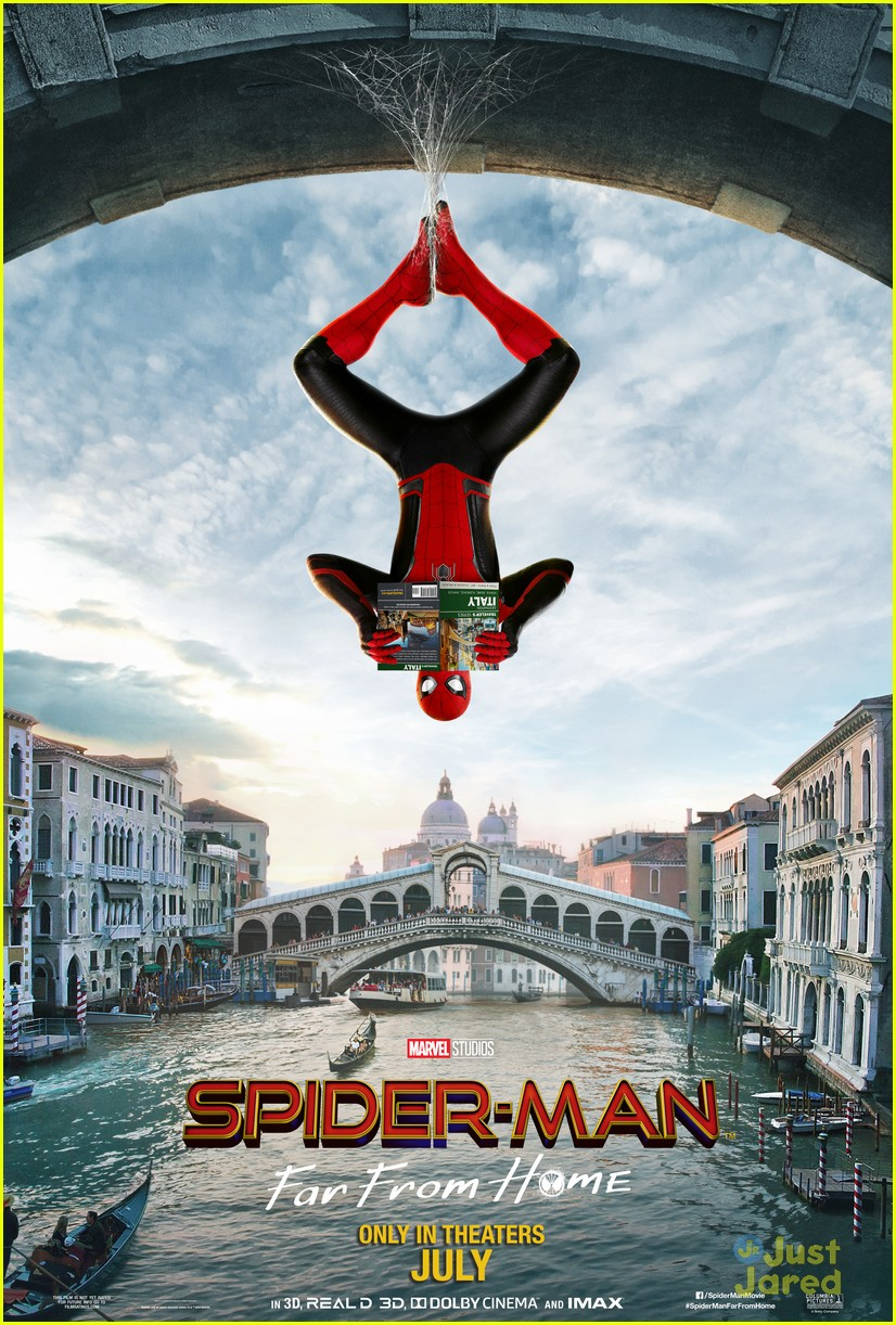 spiderman far home posters 03
