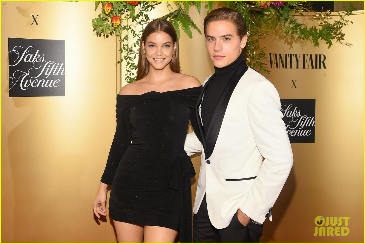 dylan sprouse congratulates barbara palvin angel 04