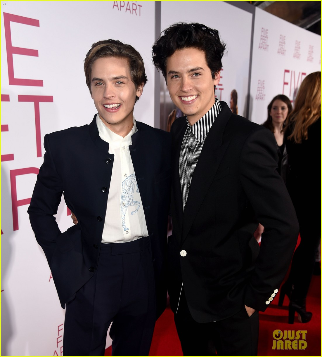 Cole Sprouse's Twin Brother Dylan Loves His Movie 'Five