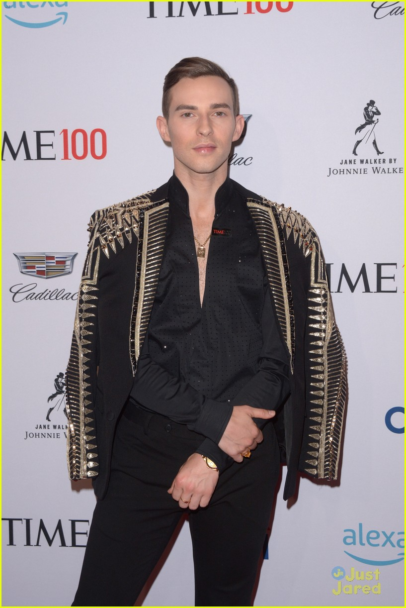 adam rippon time gala new yt channel promo 04