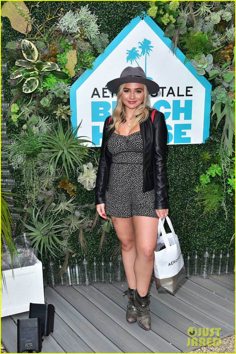 bella thorne stop by aero beach house for sustainable beach retreat 18