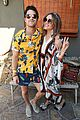 darren criss mia swier olivia culpo at hm coachella party 24