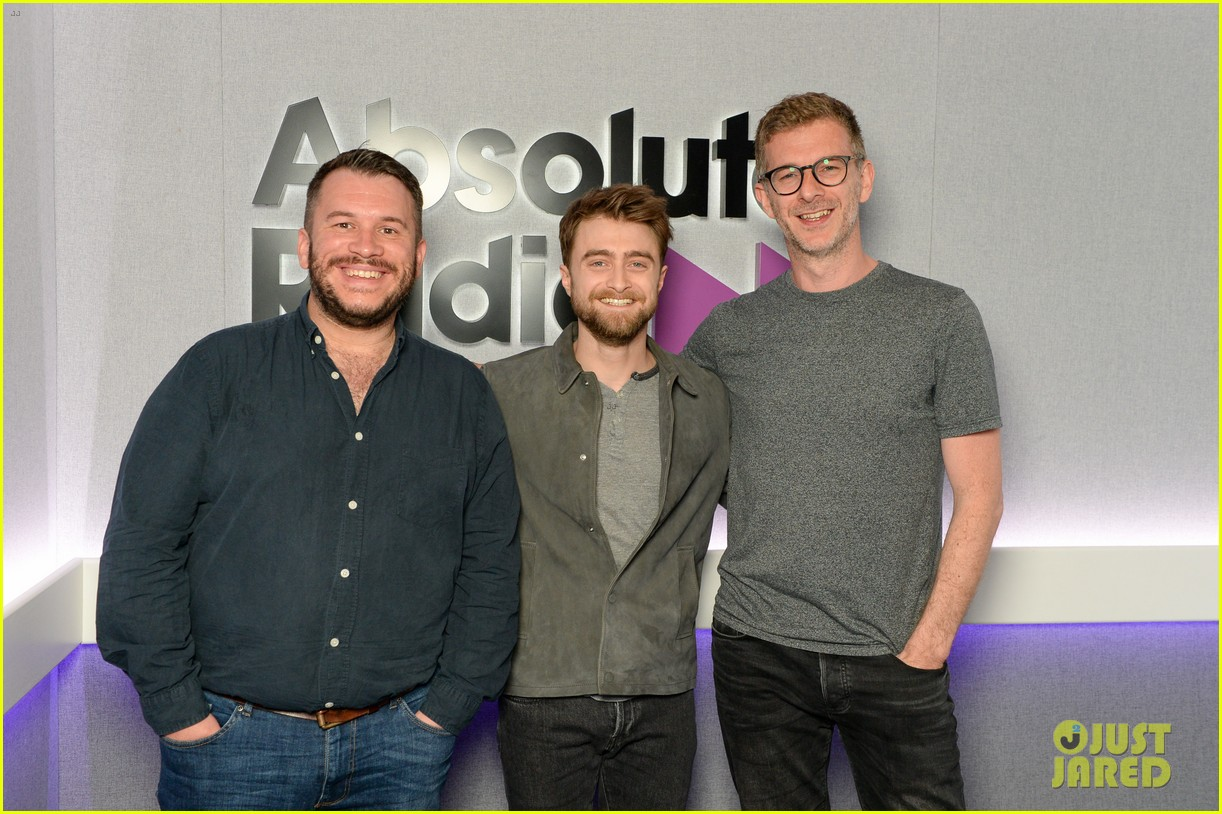 daniel radcliffe radio uk 2019 05