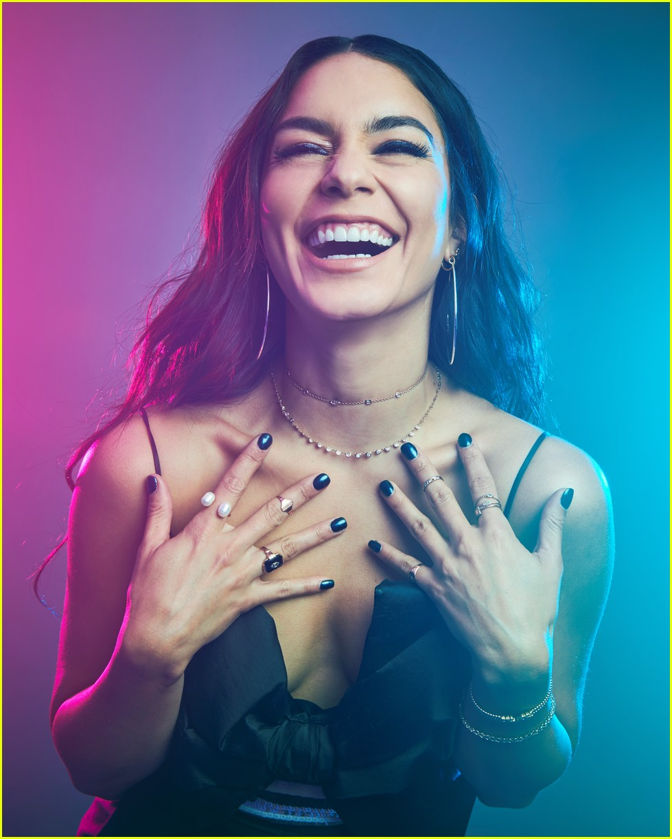 vanessa hudgens shows off cosmic dreams collection with sinful colors 02